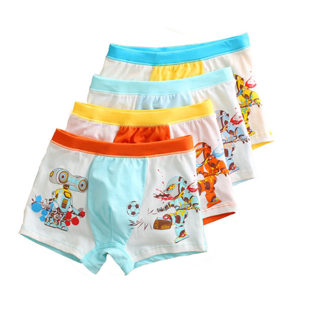 8382902a4cd47 Toddler boys robots underwear Character boxer briefs | Collection ...