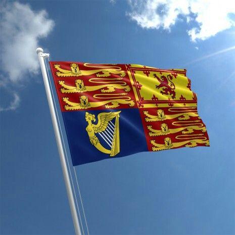 The Royal Standard Used In England Royal Standard Flag Flag Shop England Flag