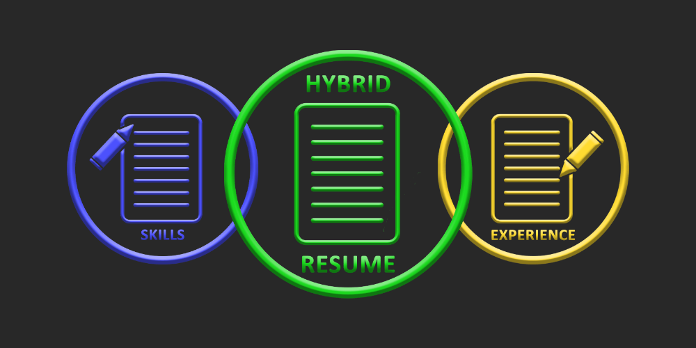 The Best of Both Worlds The Hybrid Resume Guide in 2020