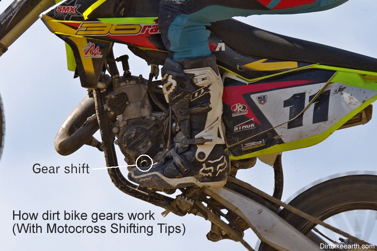 How Dirt Bike Gears Work With Motocross Shifting Tips Dirt