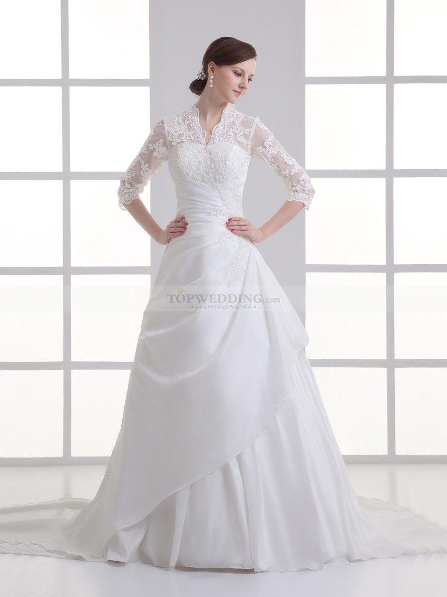 Lace Wedding Dress Winter Coat | Dress images