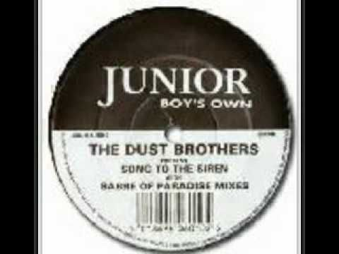 ▶ The Dust Brothers - Song to the Siren - Full Sabre Mix