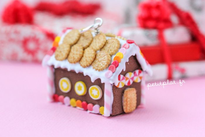 MIniature Gingerbread House | Flickr - Photo Sharing!