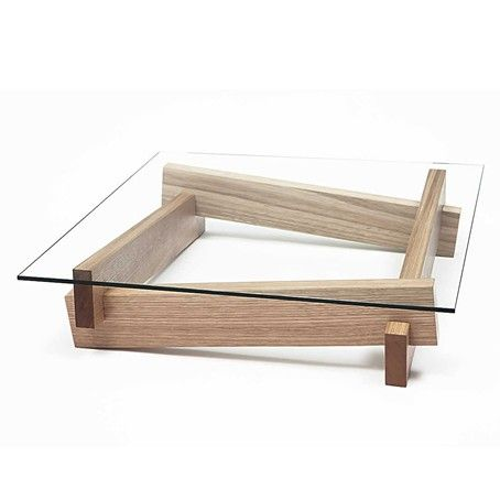 Coffee Table, Interesting To Try To Build It Yourself. Simple Though  Playful And Cool