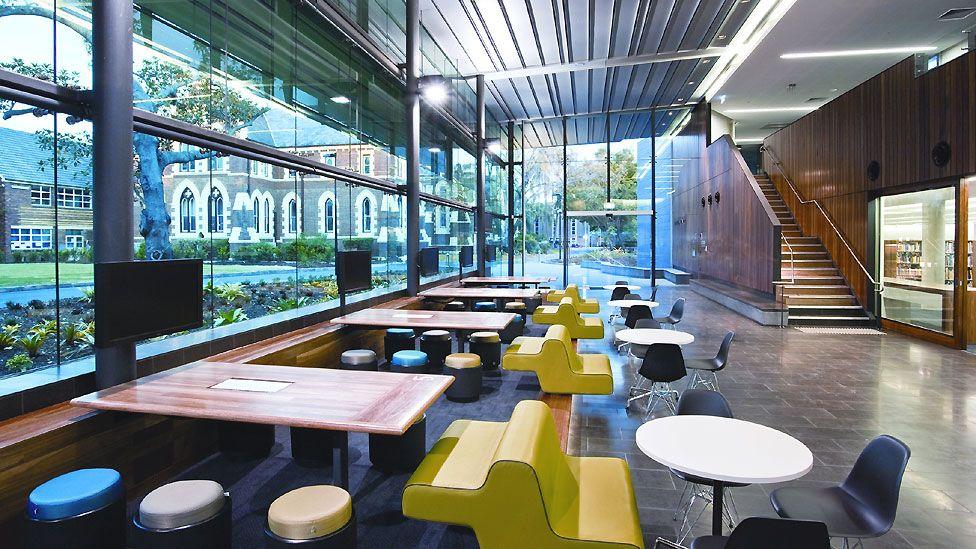 Finland school building google search 21st century - Interior design curriculum high school ...