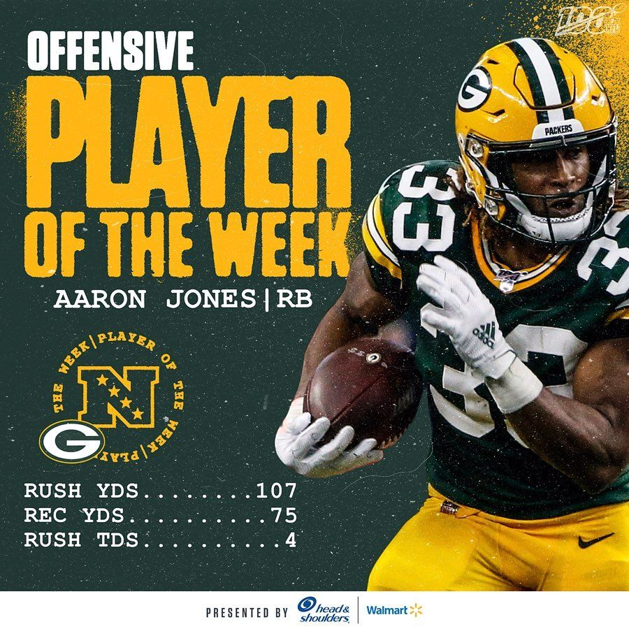 Nfl Swipe To See The Nfc Players Of The Week Week 5 Big4 Bigfour Big4 Bigfour Big4 Bigfour Football Nationalfootb Nfl Nfc Nfl Teams