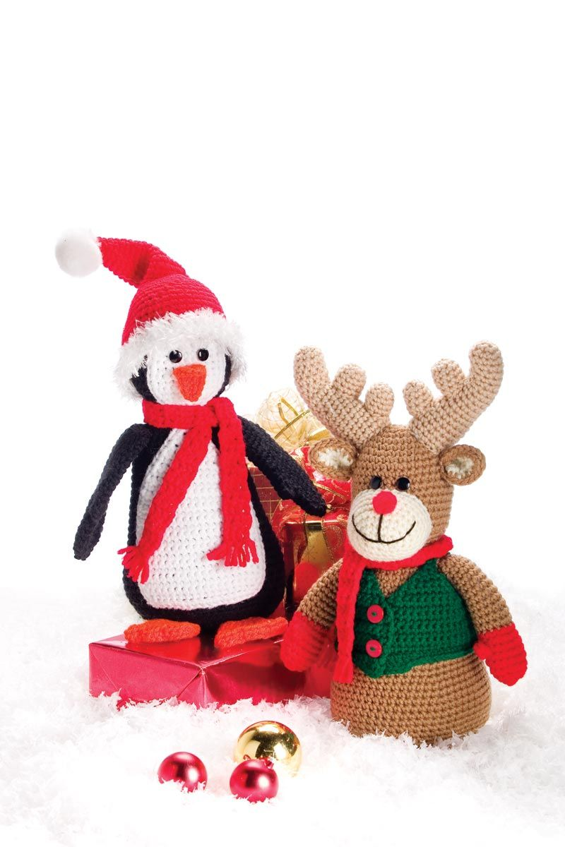 Christmas Characters... Free patterns