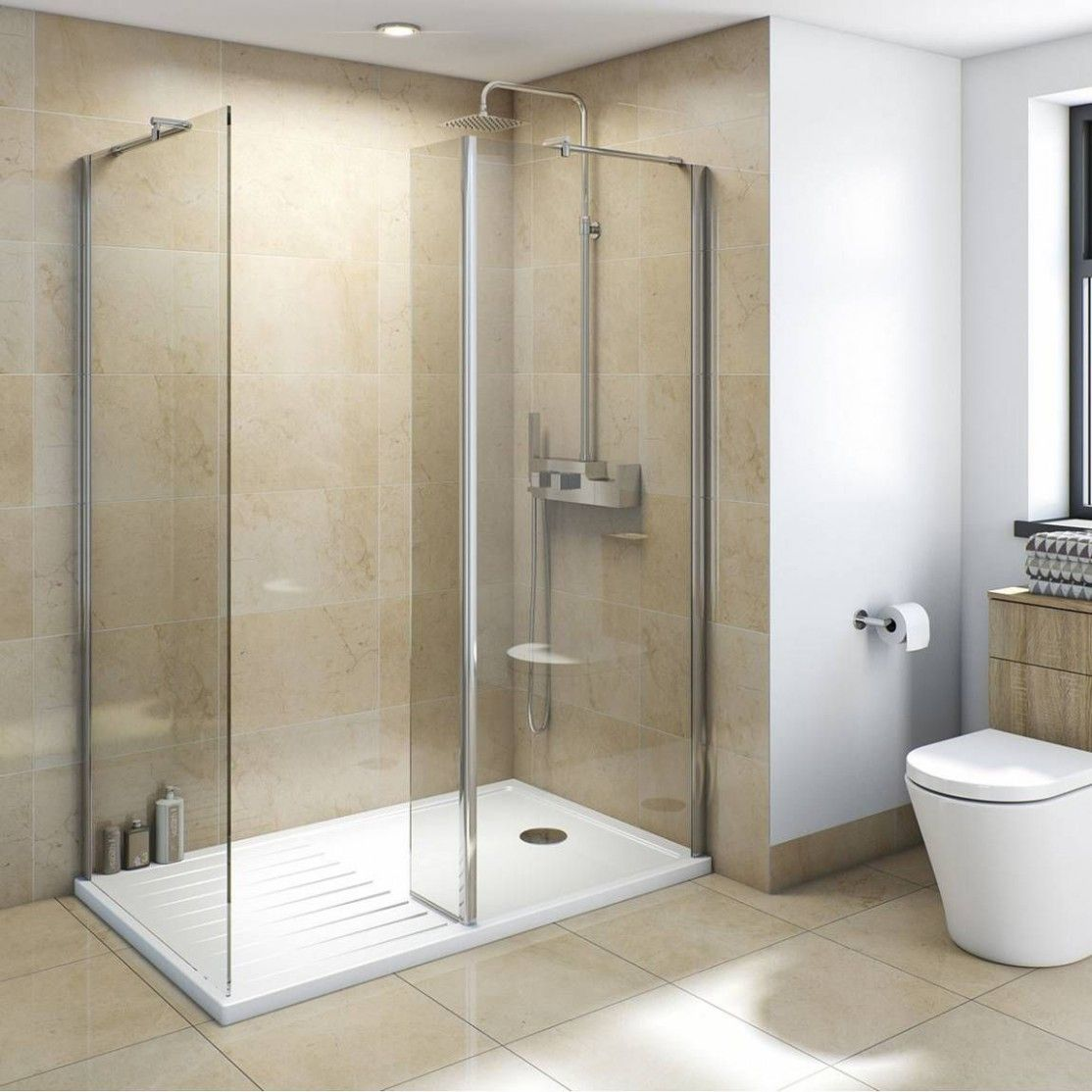 Victoria Plumb Bathroom Wall In 2020 Walk In Shower Enclosures Shower Cubicles Ensuite Shower Room
