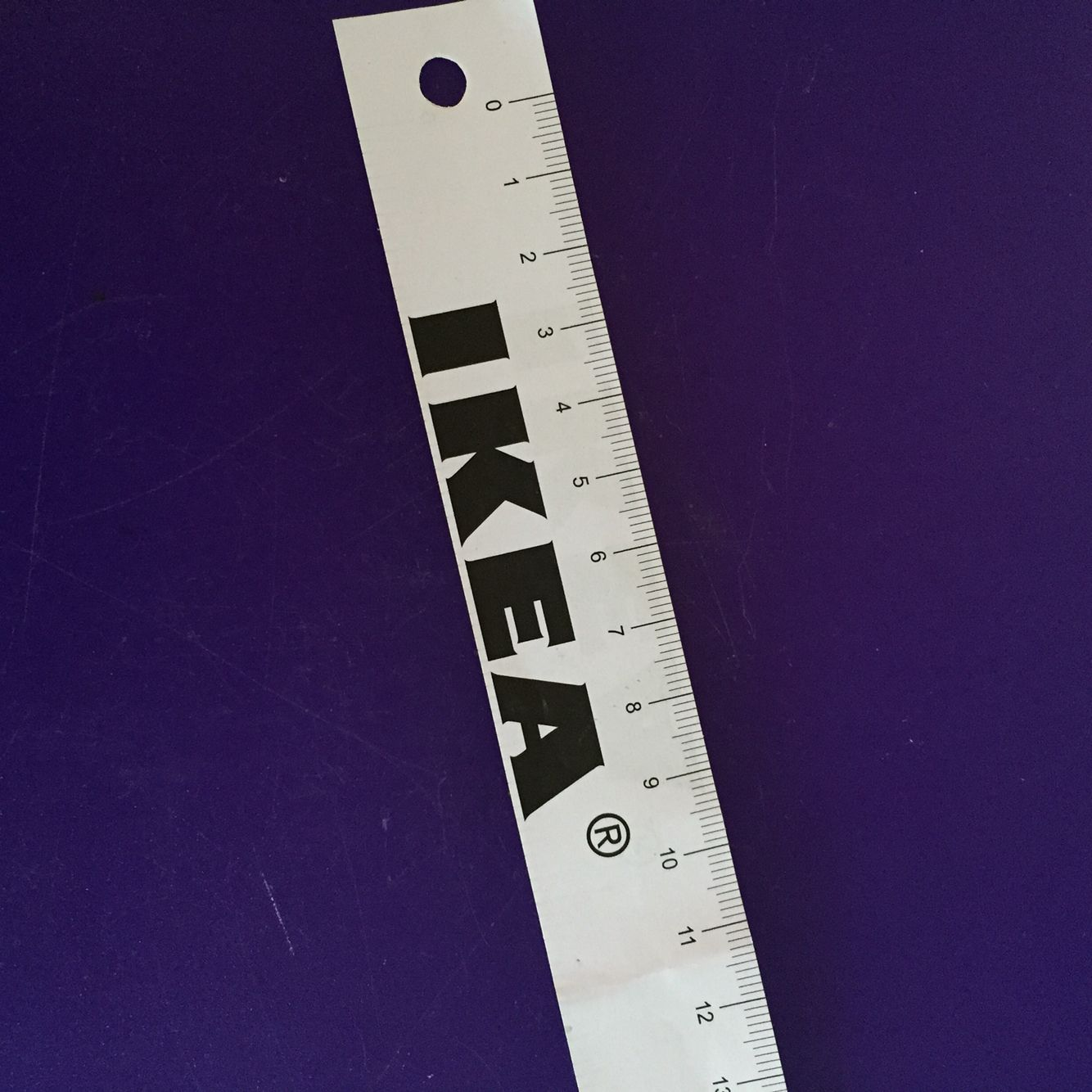 Paper measuring tape 100cm/ 37 inches from IKEA excellent, handy ...