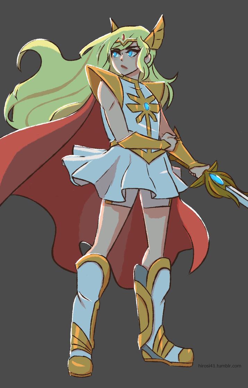 She-ra by LaValence   She ra, She ra princess of power