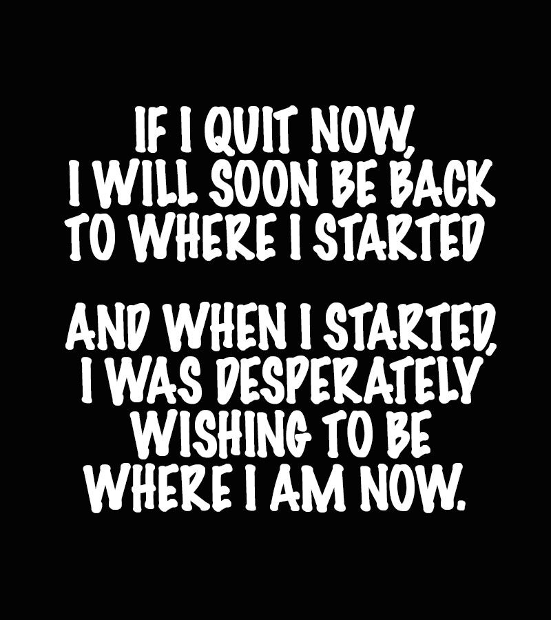 Don't You Dare Quit Being Healthy ♲ Pinterest Motivation Impressive Dare Quotes