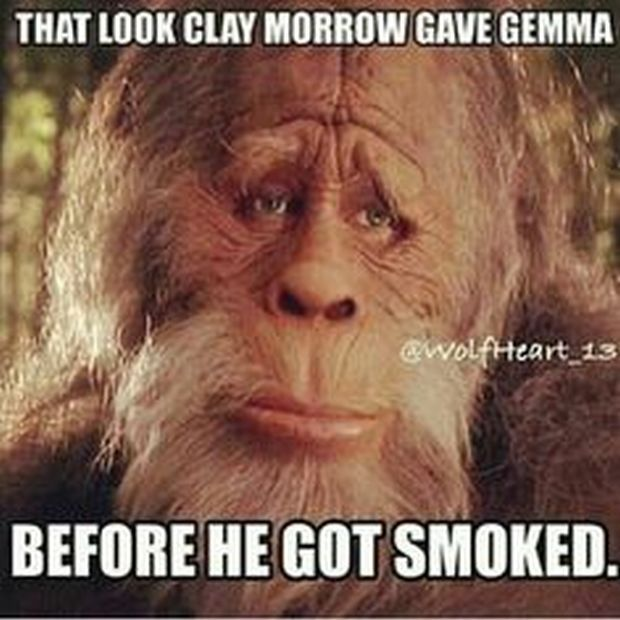 10 Clay Morrow Memes Thatll Have You Rolling Soafanatic 3 Sons