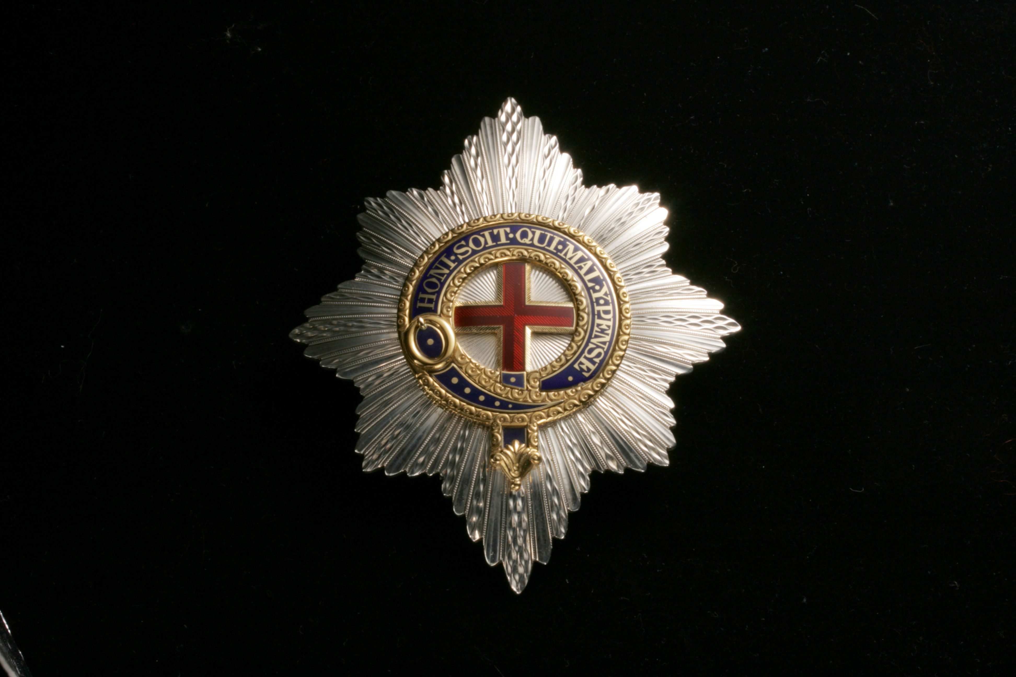 The Most Noble Order Of The Garter Order Of The Garter Clove Jewels