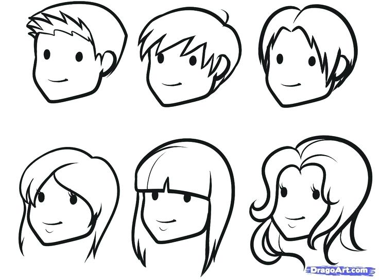 Simple Faces To Draw How To Draw A Cartoon Person Gallery Images Simple Animal Faces To Draw Cartoon Drawings Of People Cartoon People Drawing People