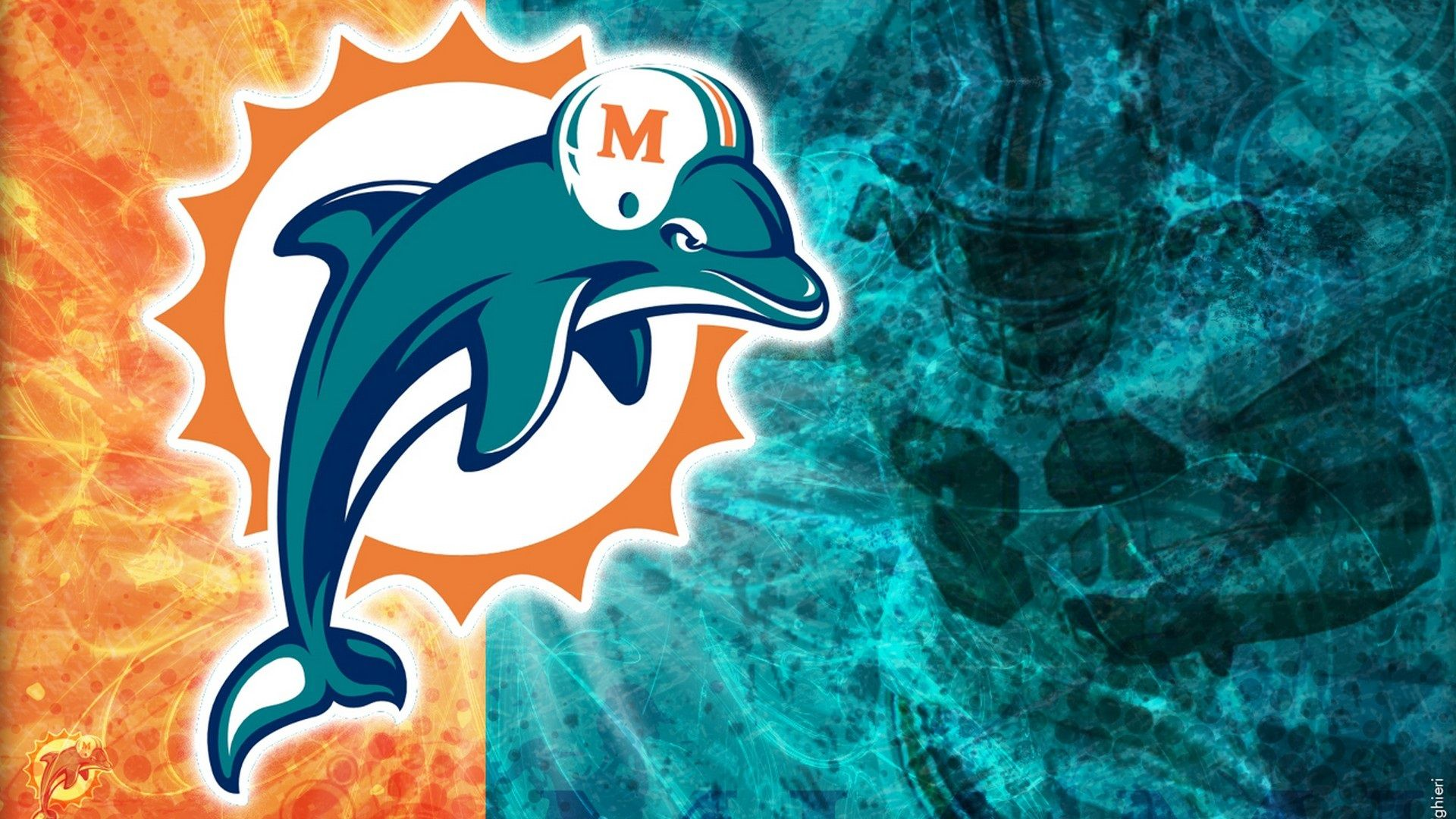 HD Miami Dolphins Wallpapers Miami dolphins wallpaper