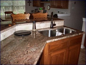 Amazing Crema Bordeaux Granite Countertops (2346), Juparana Crema Bordeaux .