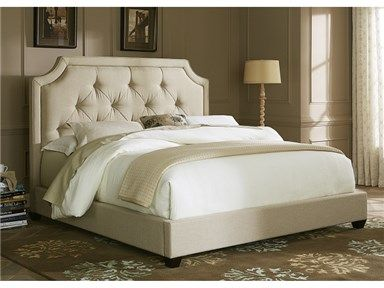 Liberty Furniture Tufted King Upholstered Bed 400 Br15hubed