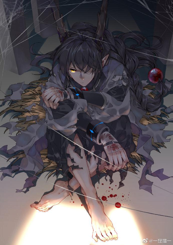 三眼哮天录 发点近期的插图又屯够9张啦... 来自一狸猫一 微博 Anime monsters