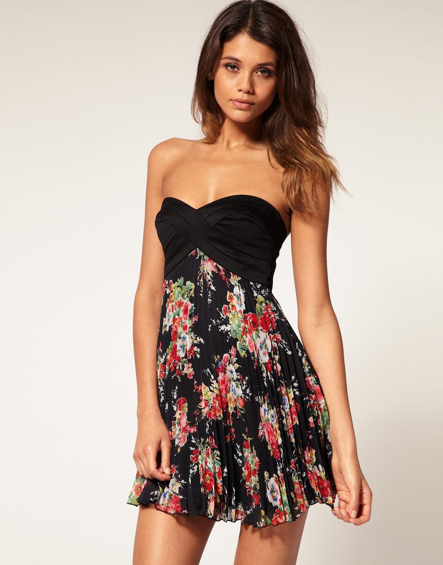 Wear your Strapless Dresses Perfectly | Glamour, Dresses and ...