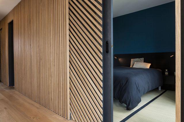 Cloison amovible verrière coulissante contemporary apartmentparis