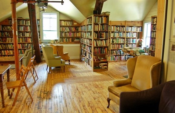 Best Used Bookstores In New England Bookstore Cafe Bookstore House