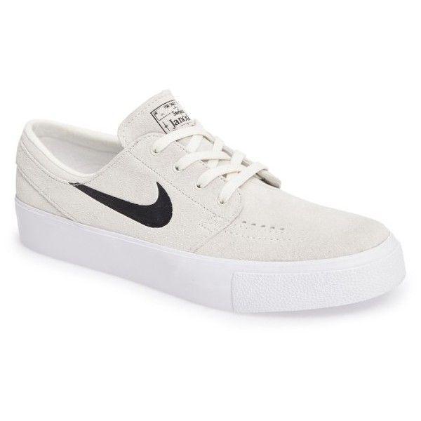 a7ea61a5b7e9 Men s Nike Zoom Stefan Janoski Premium Skate Sneaker (2.715 UYU) ❤ liked on  Polyvore