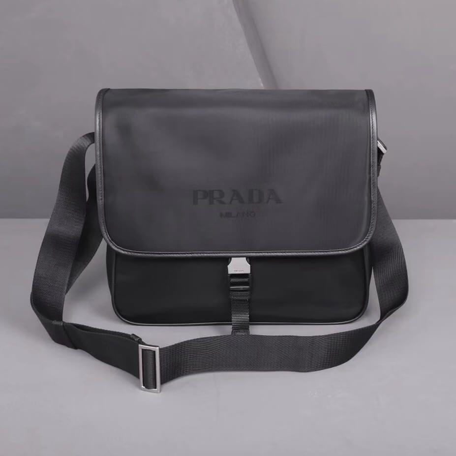 857d7ae9e7ed Prada Nylone Bag For Men VA0951 2018 Men Bags, Prada Men, Designer Purses,