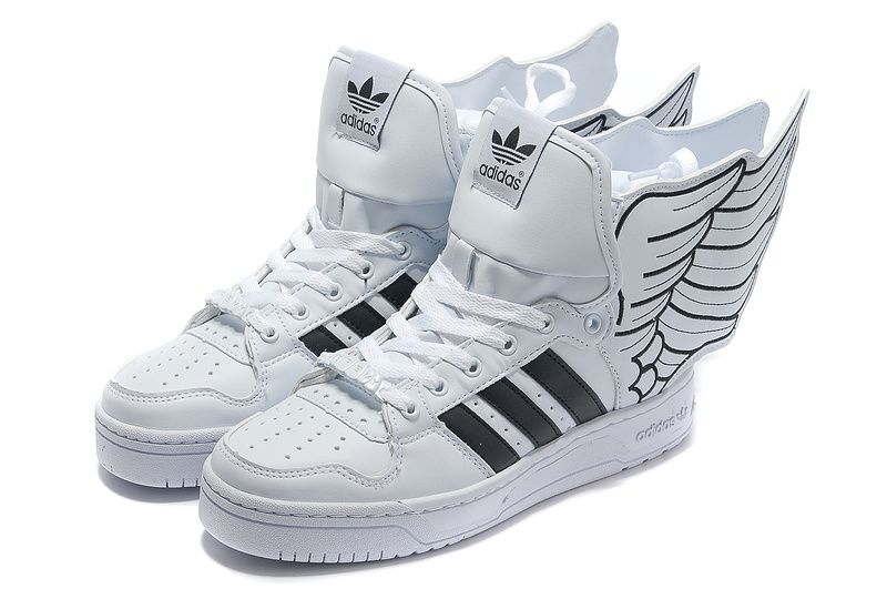 adidas js wings white