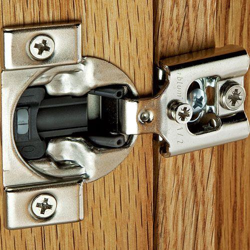 Blum Compact Soft Close Blumotion Overlay Hinges For Face Frame Rockler Com Overlay Hinges Door Hinges Framed Kitchen Cabinets