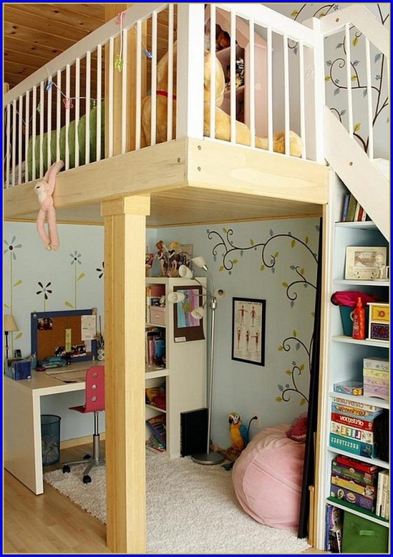 Loft Bed With Desk Underneath Nz Loft Bed With Desk Underneath Nz Loft Bed W In 2020 Bed With Desk Underneath Fitted Bedroom Furniture Bunk Bed With Desk