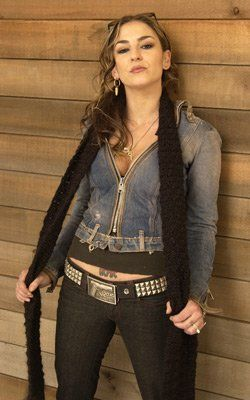 Drea de Matteo at event of Prey for Rock & Roll (2003)