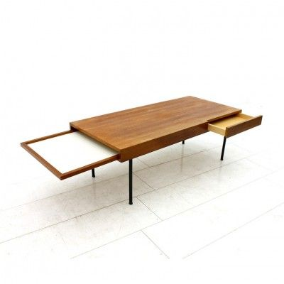 George Nelson; #4652 Coffee Table for Herman Miller, 1940s. - George Nelson; #4652 Coffee Table For Herman Miller, 1940s