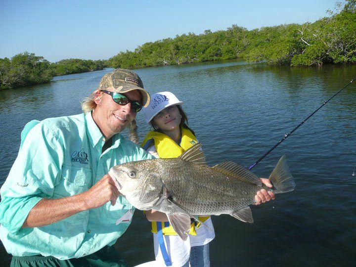 Redfish!  Sanibel & Captiva Islands Fishing Charters.