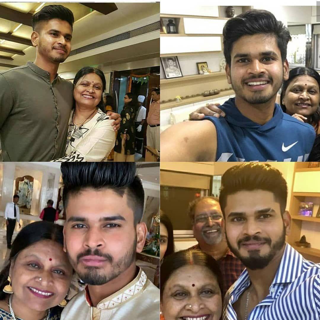 "Shreyas Iyer Fan Club (24 K+)© on Instagram ""Happy mother"