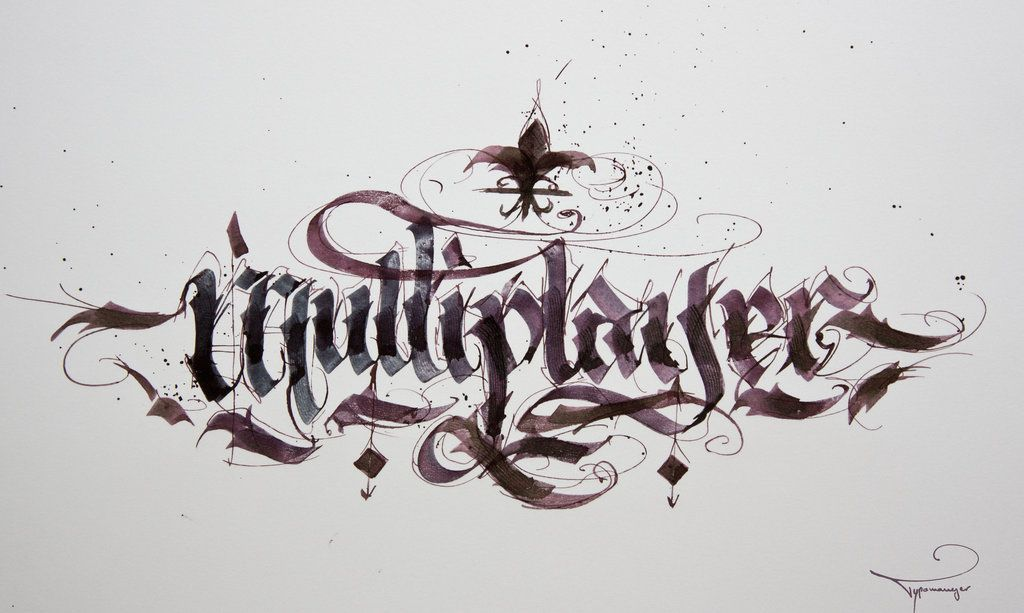 Multiplayer by Typomonger on DeviantArt