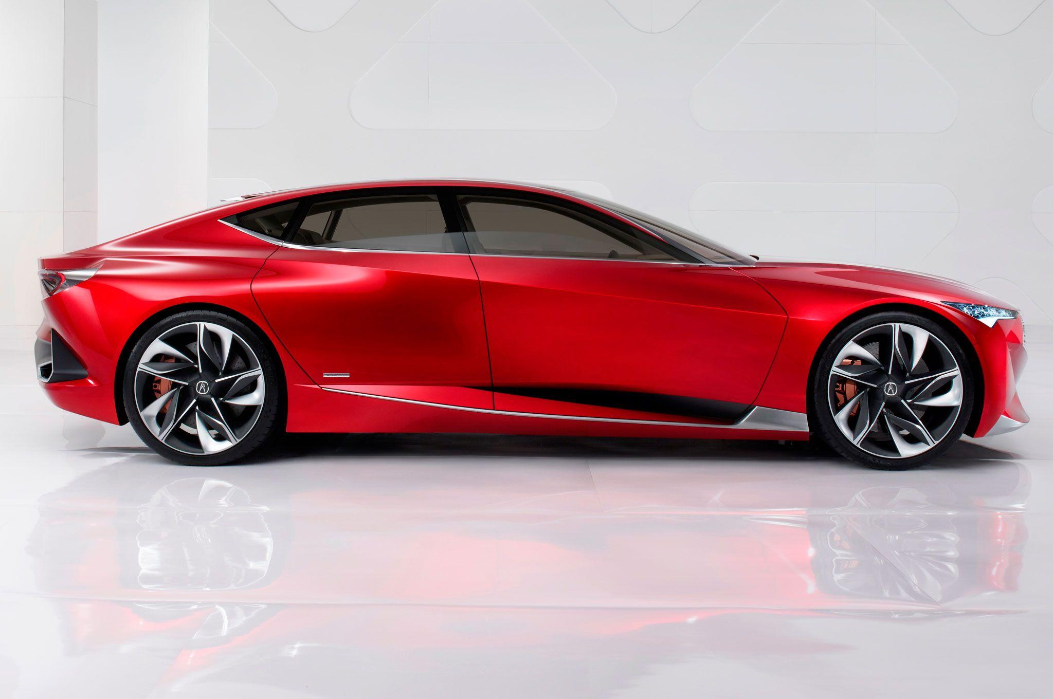Acura precision concept price
