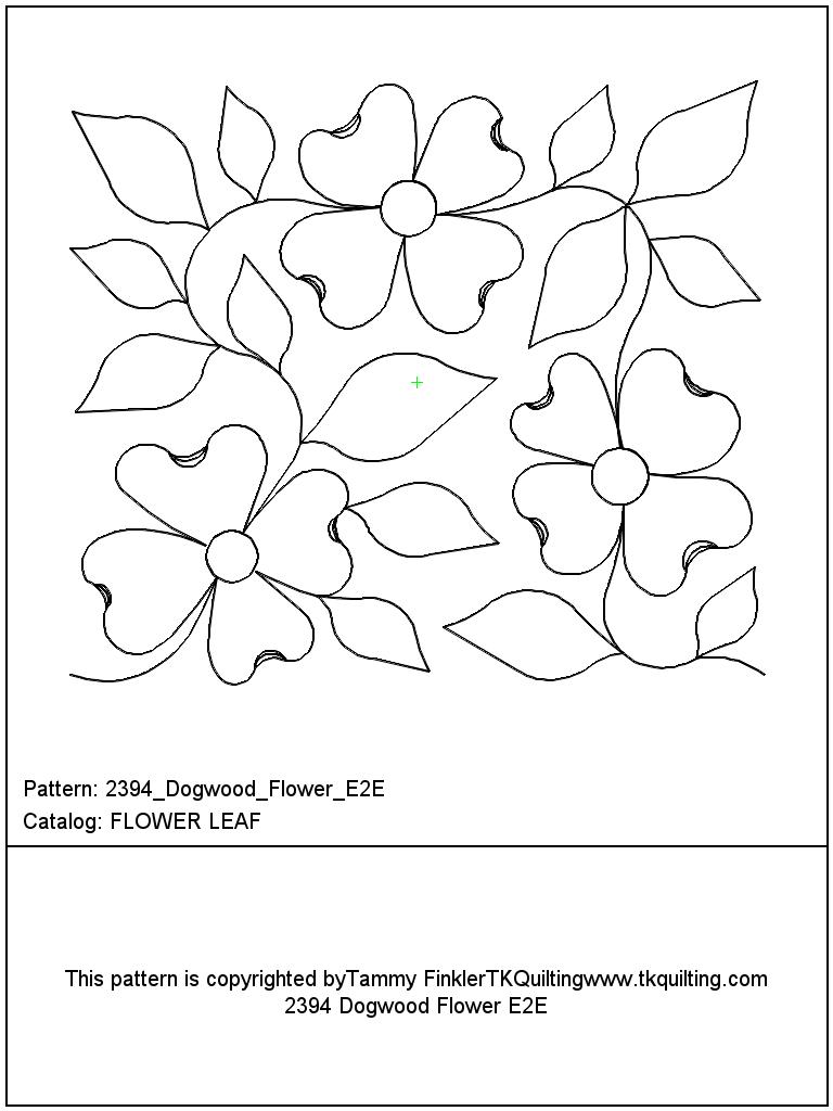 snap09.png (768×1024) | Quilting Tutorials | Pinterest | Tutorials : dogwood quilt pattern - Adamdwight.com