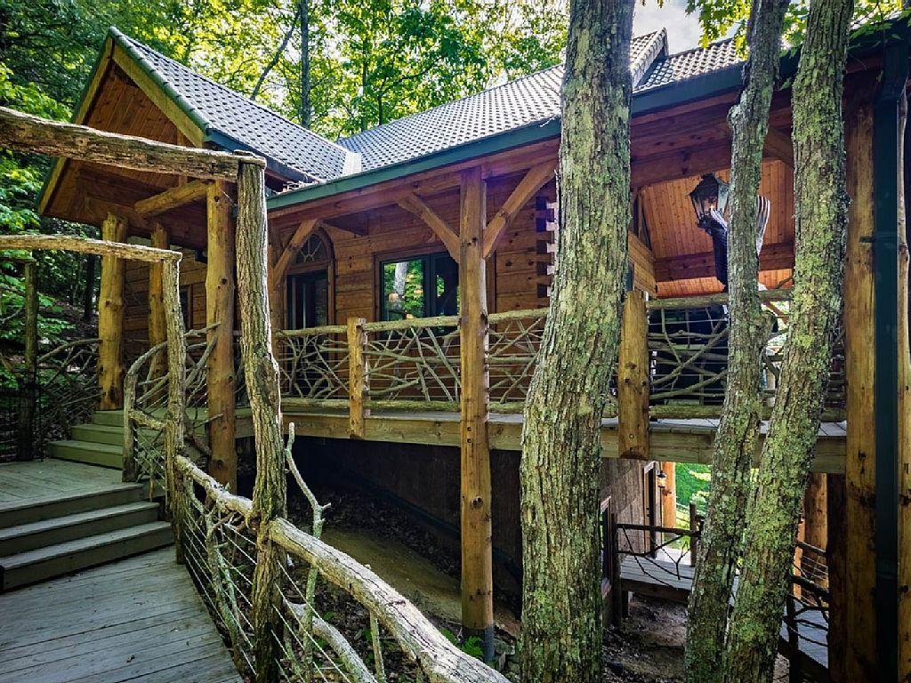 eye elk rental mountain rentals nest eagle r cabins banner cabin eagles at the original