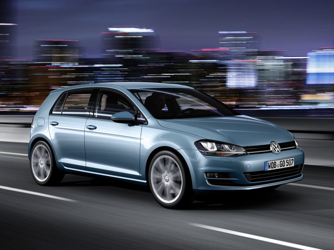 Vw golf 2013 auto design selected2012
