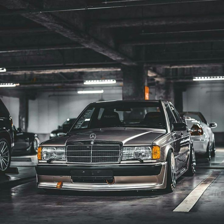 Mercedes W201 190E 2.3-16 - Luxury Brand Car Information And Promotion Blog #sweetcars
