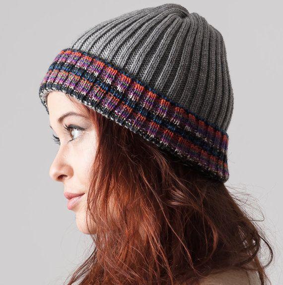 Merino Wool knitted beanie