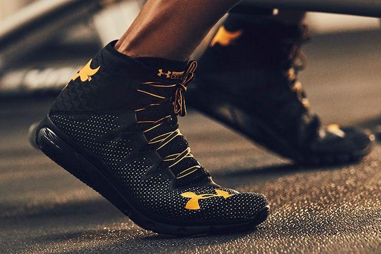 dwayne johnson's shoes