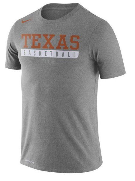 Men's Nike Texas Longhorns Basketball Practice Dri-FIT Tee Large (70% OFF) #Nike #TexasLonghorns
