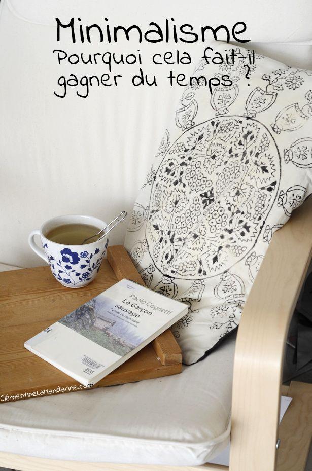 minimalisme pour se simplifier la vie et l organisation cl mentine la mandarine simplicit. Black Bedroom Furniture Sets. Home Design Ideas