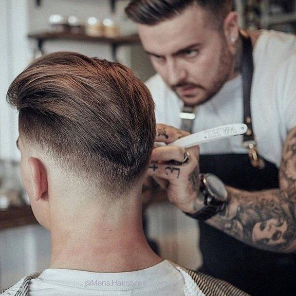 Wedding Haircut Men: Most Accurate Wedding Hairstyle For Men Ideas 2019 00049