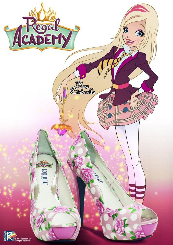 Regal Academy Loriblu