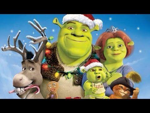 Joyeux Noël Shrek   dessin anime en francais complet | Dessin