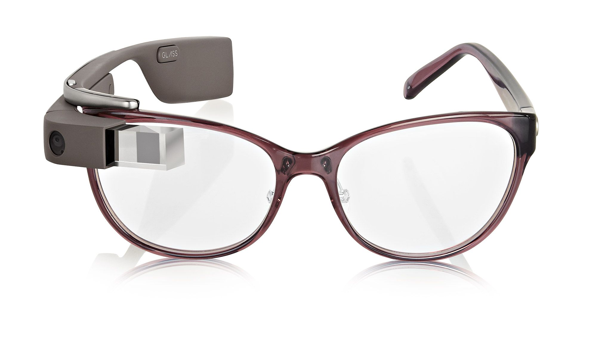 DVF Plum frames for Google Glass. This is happening. | Wardrobe ...