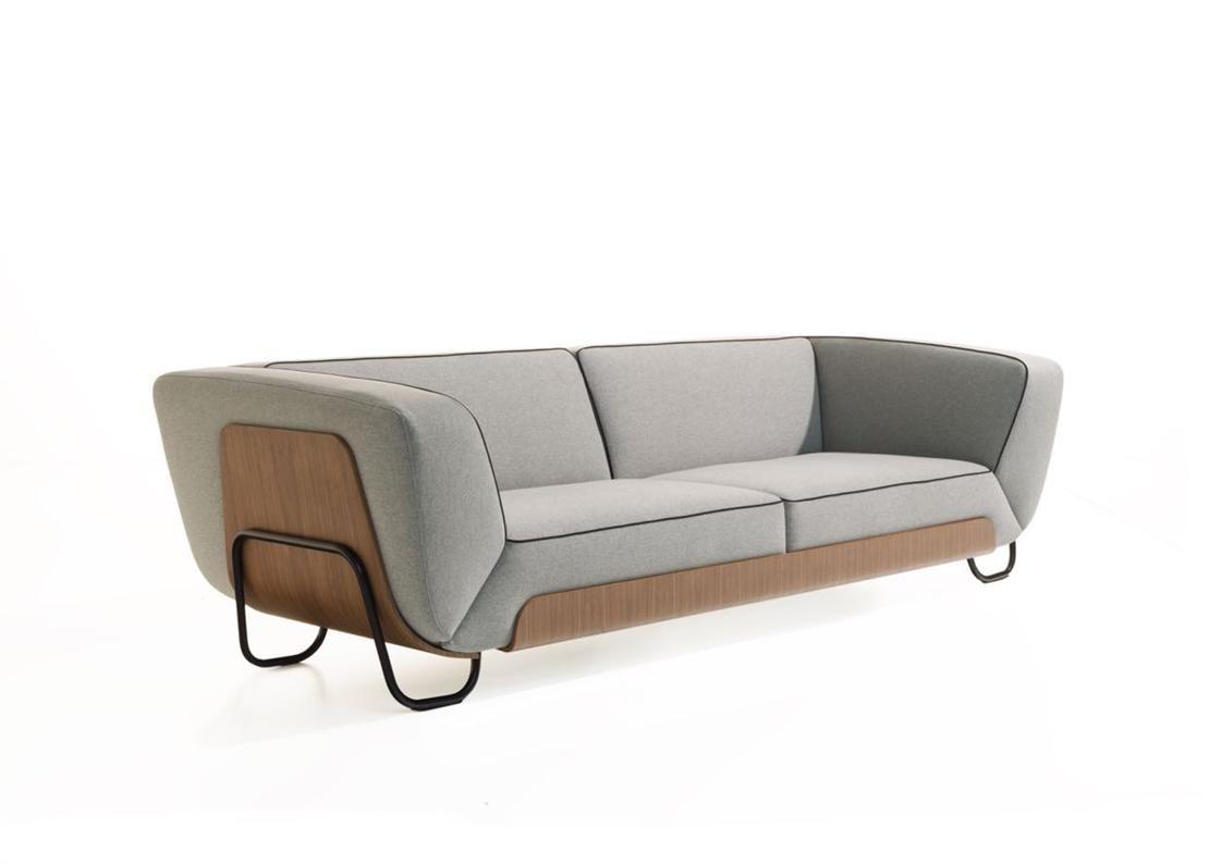 Rialto Sofa Contemporary Luxury Furniture Lighting And Interiors In New York Luxury Furniture White Furniture Living Room Sofa