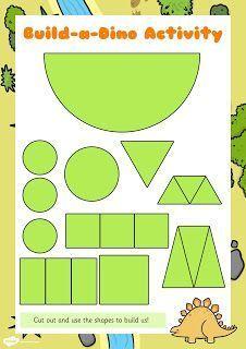 SGBlogosfera. María José Argüeso: BUILD ME! -   24 build a dinosaur crafts ideas